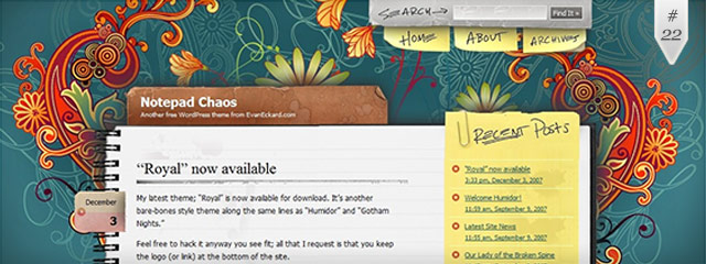 Бесплатные Premium темы WordPress. Шаблоны для WordPress блогов